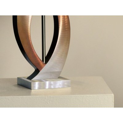 Swerve Table Lamp