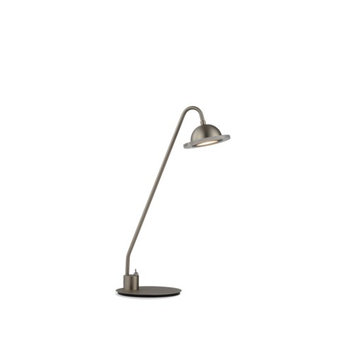 Laurel Accent Table Lamp Satin Nickel