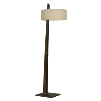 Tilt Floor Lamp Dark Brown