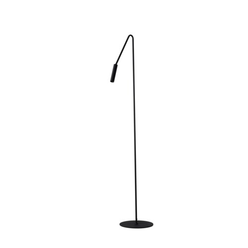 Spotlight Floor Lamp Matte Black