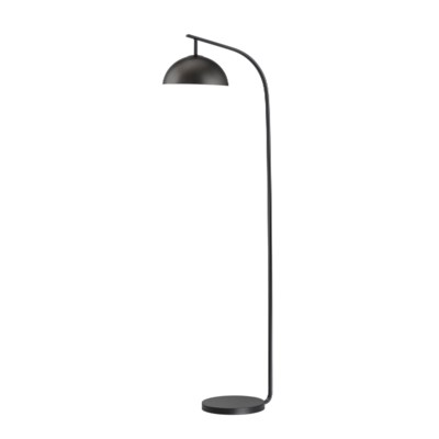 Domus Arc Lamp Gunmetal
