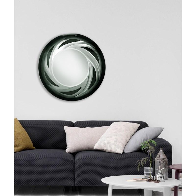 Blade Runner Multi-Color Mirror Round