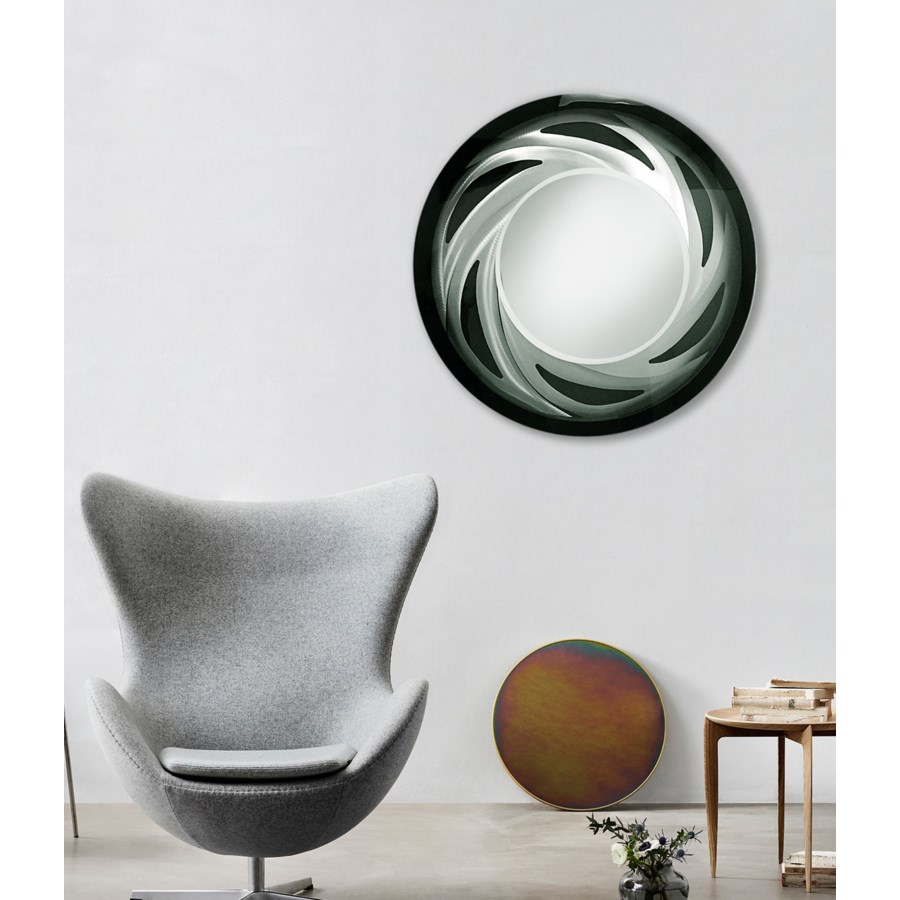 Blade Runner Multi-Color Mirror Round