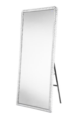 Marilyn Illuminated Leaner Mirror Chrome