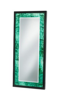Rocklin Multi-Color Infinity Leaner Mirror Alabaster