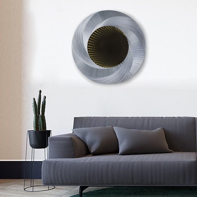 Vortex Infinity Wall Mirror
