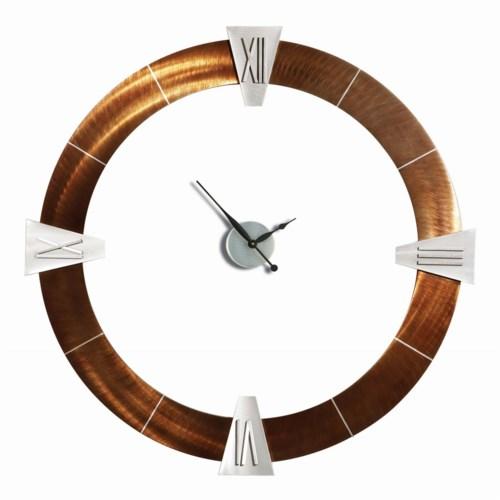 Decoround Roman Clock