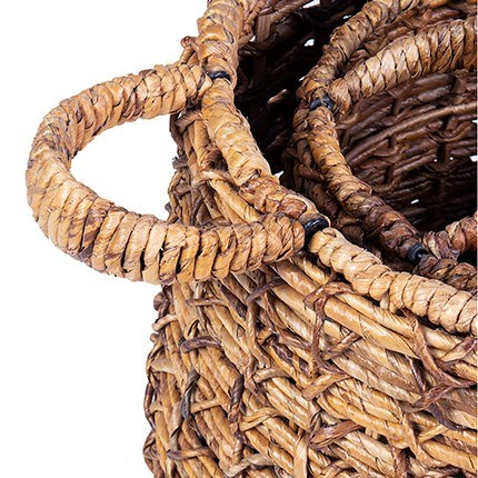 Zuzu Basket - set of 2 (16x16x18 / 12x12x15)