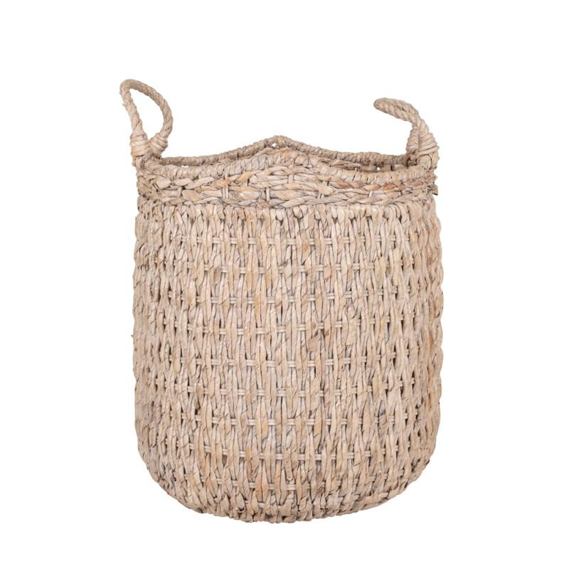 Avalone Oversize Seagrass Basket - Set 2