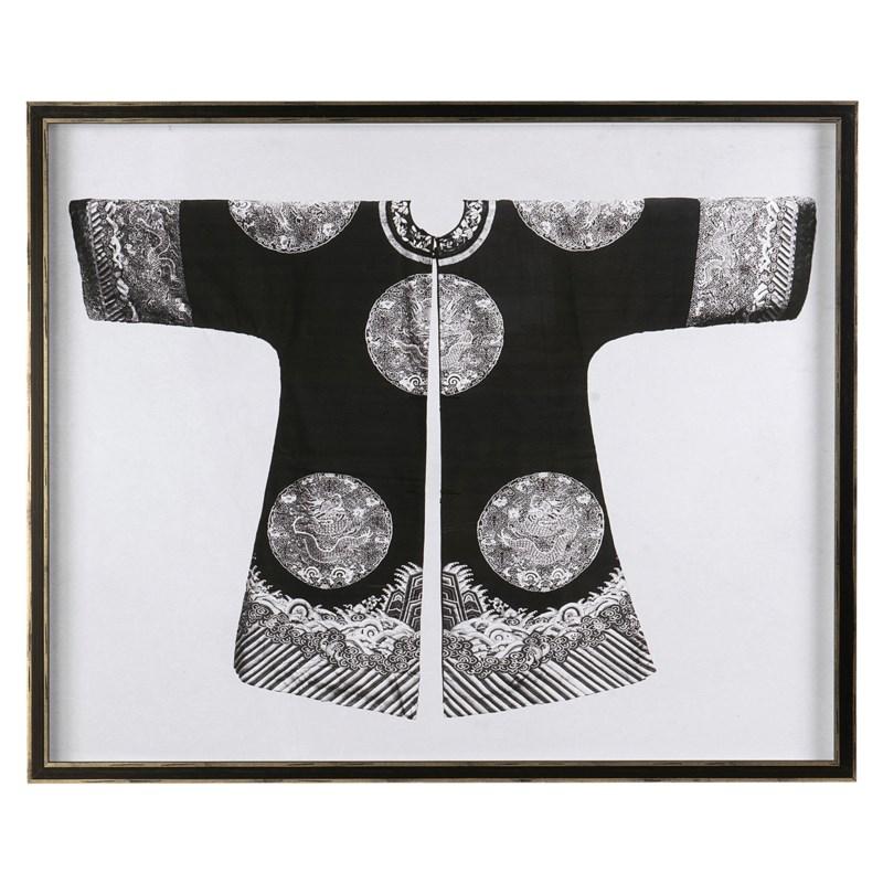 * Robes wall print shadowbox Set/2, 32x26