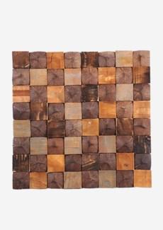 (LS) Aztec Patchwork (15.75X15.75X1.18) = 1.72 sqft