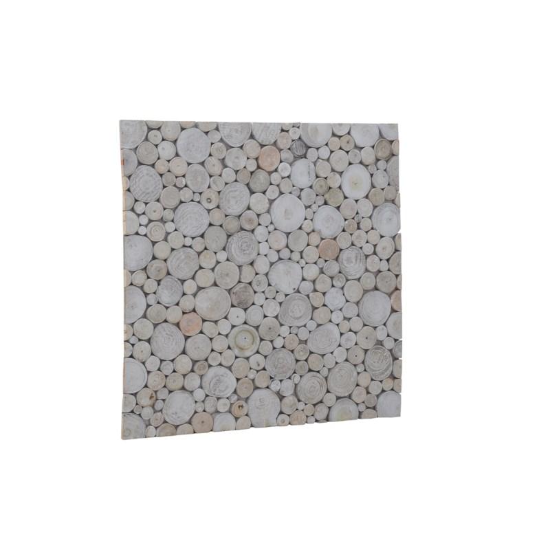 Riverbed Mosaic - Pearl (16.54X16.54X0.31) = 1.90 sqft