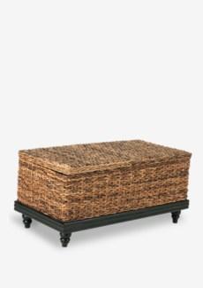 Tropical Coffee Table W/Storage-M(38x20x18)