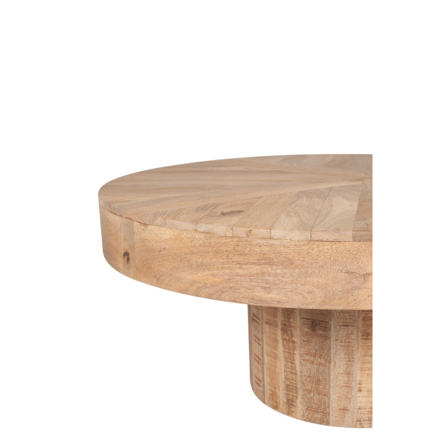 "Maison 37"" Round Coffee Table"