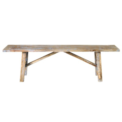 Promenade Carved Wood Bench 63 Quot 63x13 5x18 Bench