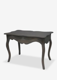 """(LS) Promenade 42"""" Table-Grey Rustic..(42X25X30).."""