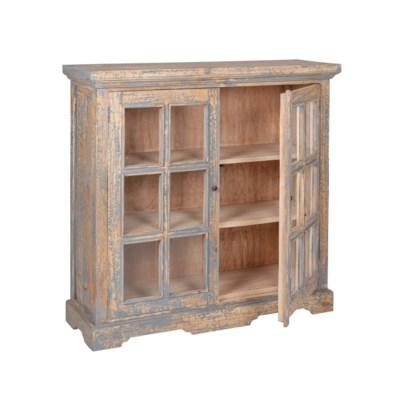 Promenade Glass Pane 2 Door Cabinets 4725x16x4525