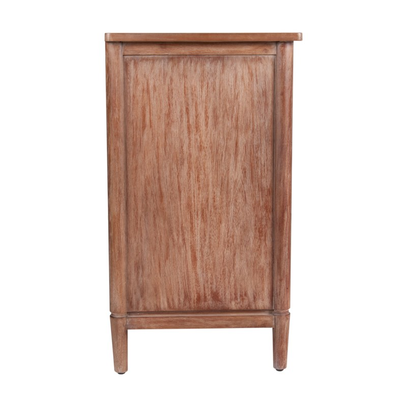 Sophie 3 Drawer Chest, Dark Brown
