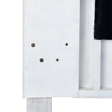 New Hampton Headboard - Queen (#. 62x2.5x56                   #. 62x2.5x58) (K/D)
