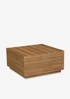 (LS) Sedona Coffee Table ---- A Style (31X31X15)