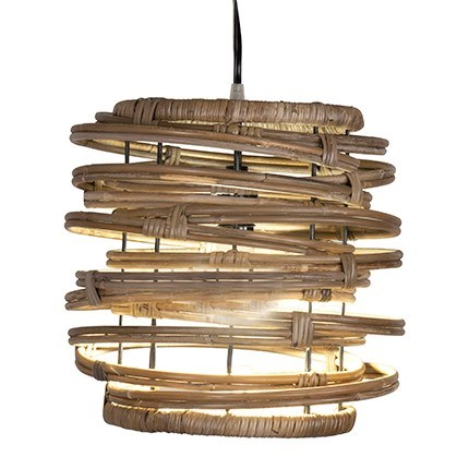 Oceola mini Hanging Lamp-S-Kuboo Grey