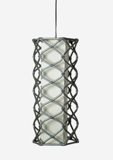 (LS) Aragon Hanging Lamp (12x12x25.5)