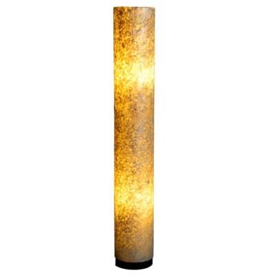 (LS) Viona Round Standing Lamp-M - Linen(8x8x53)