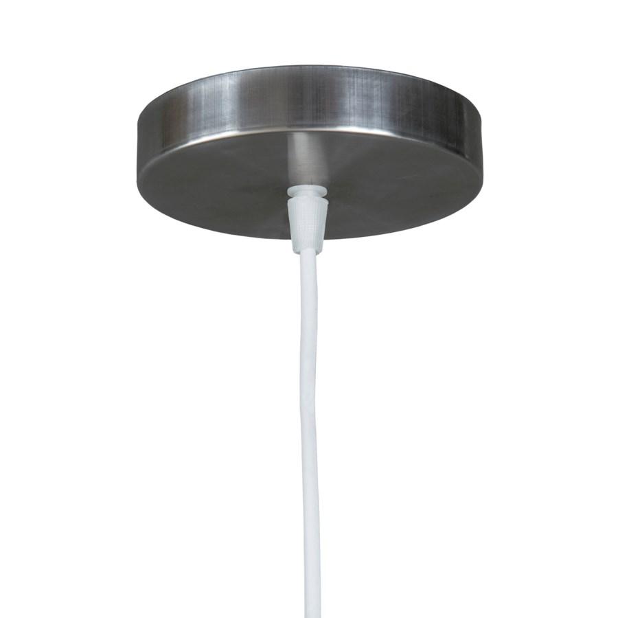 (LS) Javea modern fiber pendant-Small..(11X11X10)..