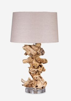 (LS) Sylvan Table Lamp (13x14x26)