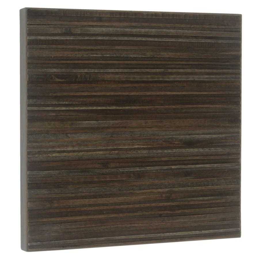 (LS) Colton Wall Decor-Grey..(18x1.5x18)