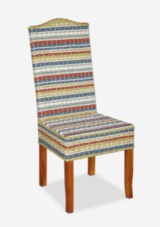Funstripes Amelio Side Chair (min qty 2 pcs) (18.5x22x41)