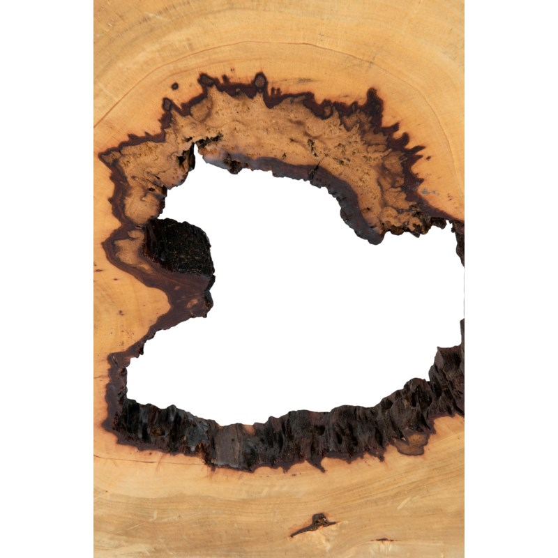 Tamarind wall decor (19x2x20.5) sold individually