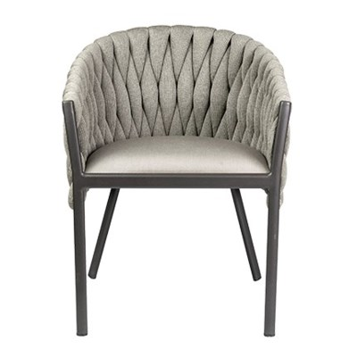 Mason Outdoor Fabric Chair