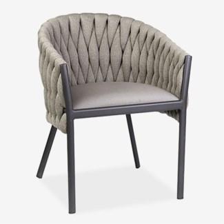 Mason Outdoor Fabric Chair