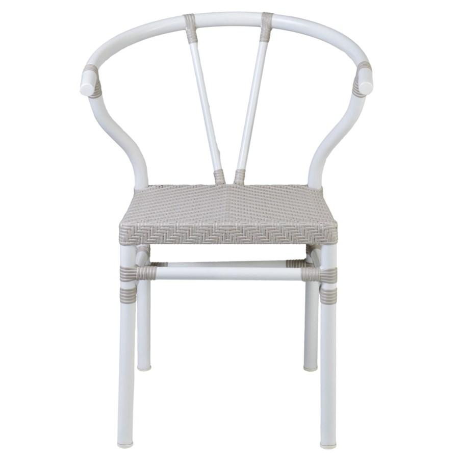 Maluku Outdoor Chair (23.25x22.5x31.75)