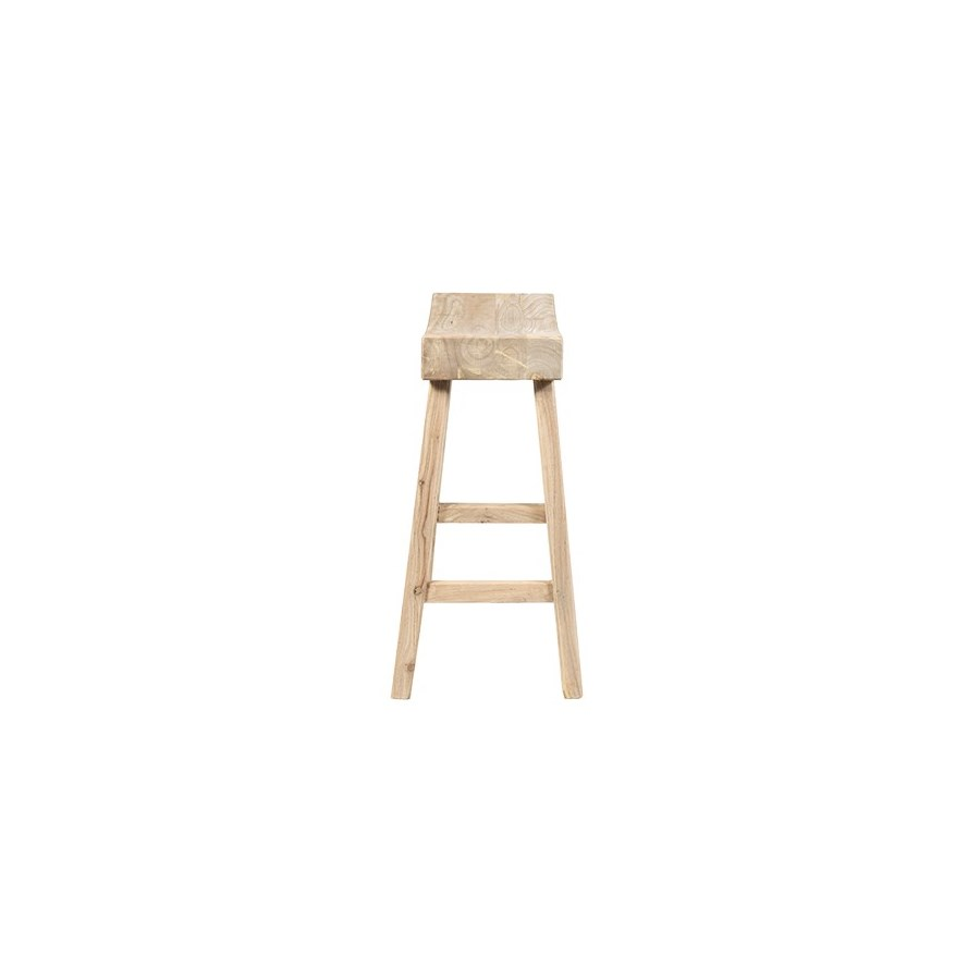 """Promenade 24"""" Vintage Style Counterstool - Old Look..(18x10x24)"""
