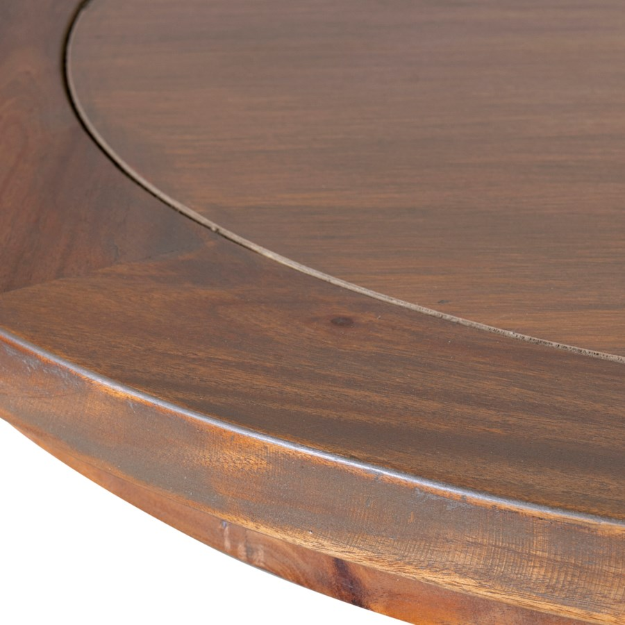 "Remington 30"" Round Table - Natural..(30x30x27)"