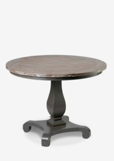 "Remington 40"" Round Table With Two Tone Color (40x40x30)"