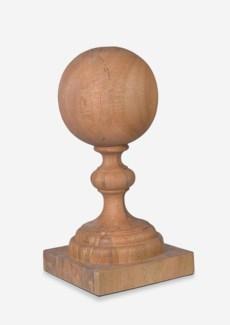 (LS) Art Ball Deco Big-Natural (10X10X20)....