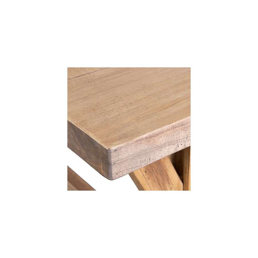 Natural Unfinished Pine: (LS) Farmhouse Solid Pine Wood Counter Height Table..pine