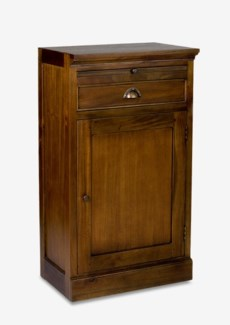 (LS) Napa Wine Cabinet Base W/Door and Drawers (21x14x38)
