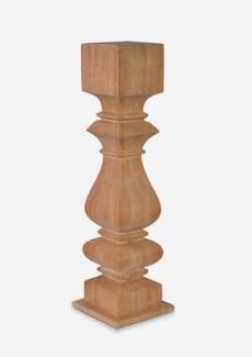 (LS) Standing Deco Shape A-Natural ....