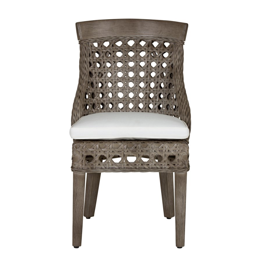 Sahara Side Chair W Wood Accent Grey Wash Moq 2