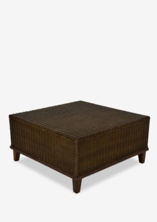 (LS) Montgomery Square Cocktail Table-Brown..(35.5x35.5x18.5)..