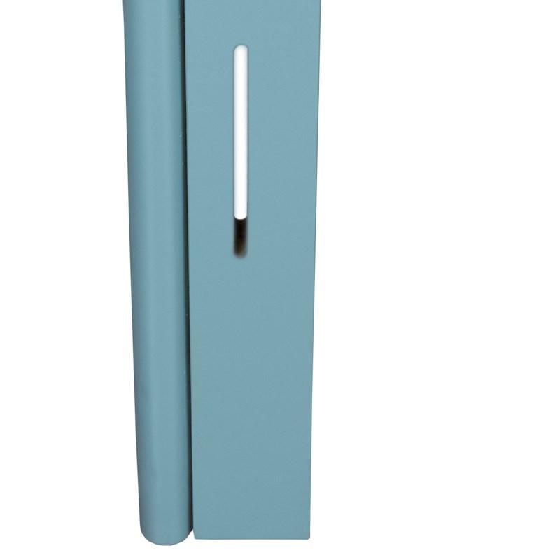 Lattice Headboard-Queen - Sky Blue (62X2X60)