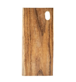 Tapas Serving Board, Oval Handle, MOQ 4