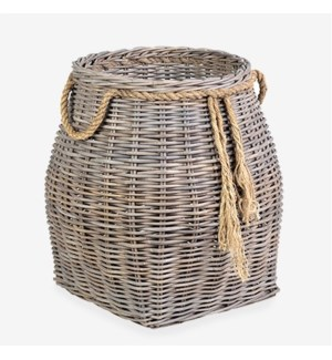 Goshen Rattan Basket - Large
