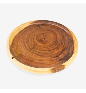 Linkwood Teak Charger Tray - Large