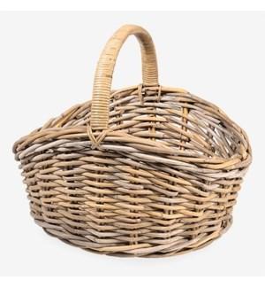 Mona Rattan Picnic Basket