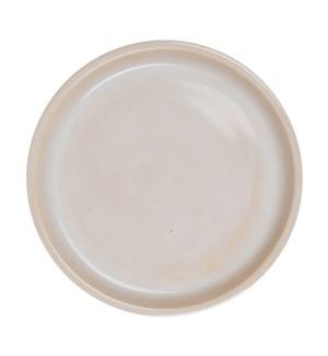 Bristol Stoneware Plate, Tan - S